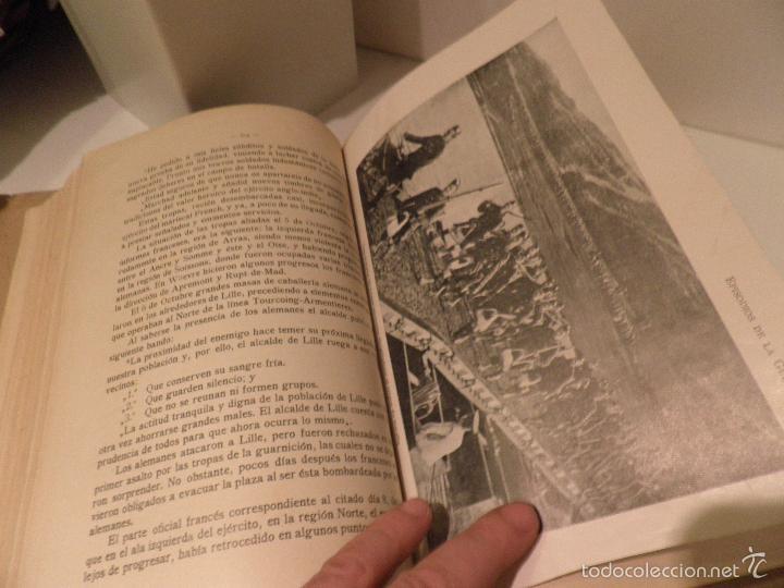 Libros antiguos: EPISODIOS DE LA GUERRA EUROPEA TOMO 2º, PEREZ CARRASCO JULIAN, 1918 - Foto 8 - 218878783