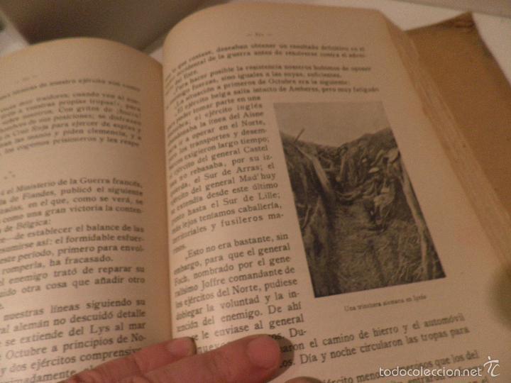 Libros antiguos: EPISODIOS DE LA GUERRA EUROPEA TOMO 2º, PEREZ CARRASCO JULIAN, 1918 - Foto 9 - 218878783