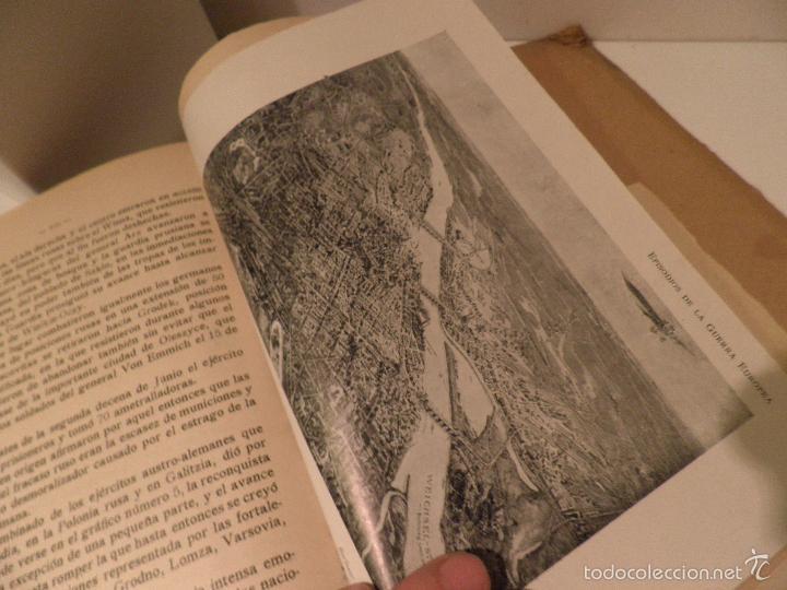 Libros antiguos: EPISODIOS DE LA GUERRA EUROPEA TOMO 2º, PEREZ CARRASCO JULIAN, 1918 - Foto 10 - 218878783