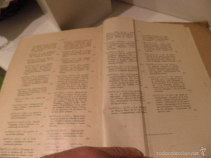 Libros antiguos: EPISODIOS DE LA GUERRA EUROPEA TOMO 2º, PEREZ CARRASCO JULIAN, 1918 - Foto 11 - 218878783