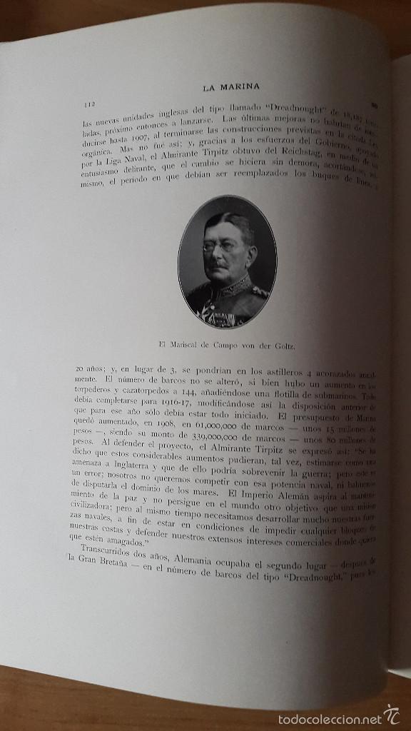 Libros antiguos: LIBRO LA PATRIA ALEMANA - GONZALO DE QUESADA - 1913 - VER FOTOS ADICIONALES, CONTIENE ILUSTRACIONES - Foto 5 - 58488911