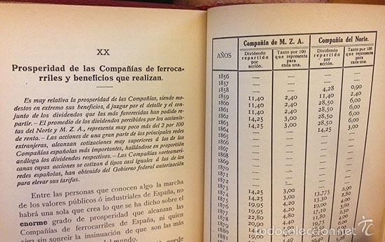 Libros antiguos: Juan de la Cierva: Ferrocarriles guerra del 14; Ferrocarriles españoles; Aduanas; Canal de Castilla; - Foto 4 - 59140560