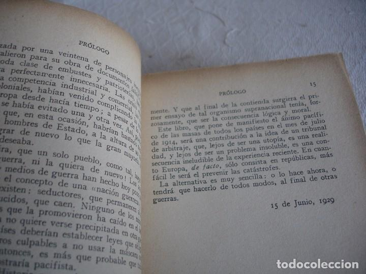 Libros antiguos: LUDWIG, EMIL: JULIO, 1914 EL MES TRAGICO - Foto 4 - 63427192