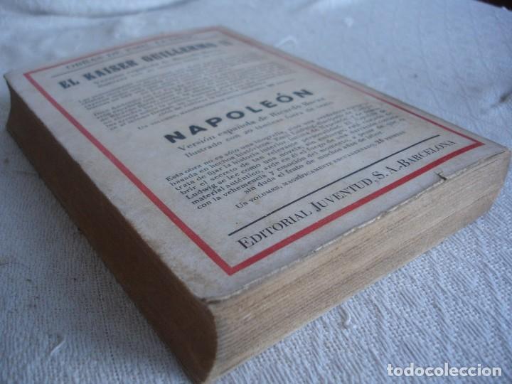 Libros antiguos: LUDWIG, EMIL: JULIO, 1914 EL MES TRAGICO - Foto 6 - 63427192
