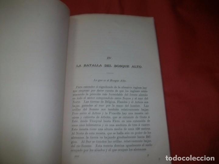 Libros antiguos: INGLATERRA EN ARMAS. UNA VISITA AL FRENTE. RAMIRO DE MAEZTU, AÑO 1916 - Foto 2 - 63785371
