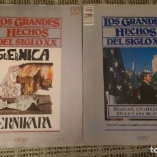Libros antiguos: LOS GRANDES HECHOS DEL SIGLO XX 1982. Lote 72696735