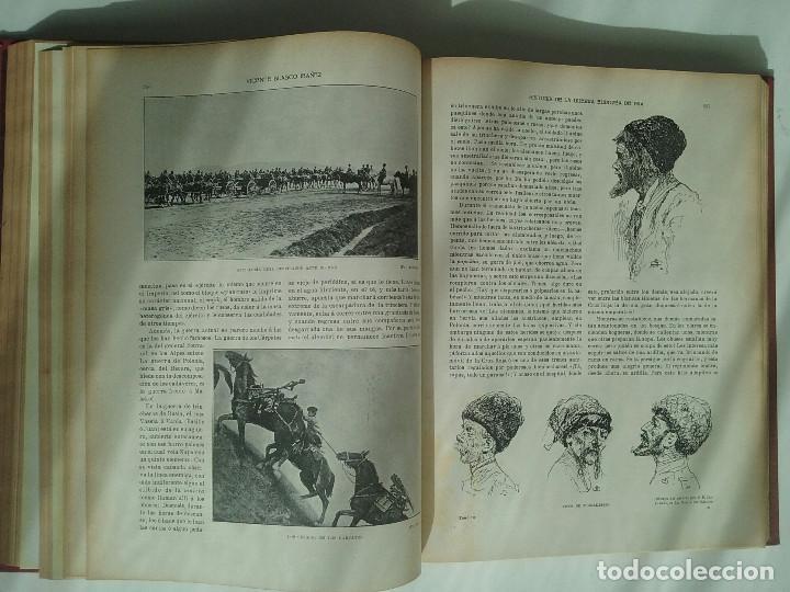 Libros antiguos: HISTORIA DE LA GUERRA EUROPEA DE 1914 - TOMO III - VICENTE BLASCO IBÁÑEZ (PROMETEO, 1920) - Foto 11 - 74155775