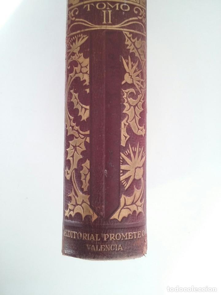 Libros antiguos: HISTORIA DE LA GUERRA EUROPEA DE 1914 - TOMO II - VICENTE BLASCO IBÁÑEZ (PROMETEO, 1920) Valencia, - Foto 5 - 74163963
