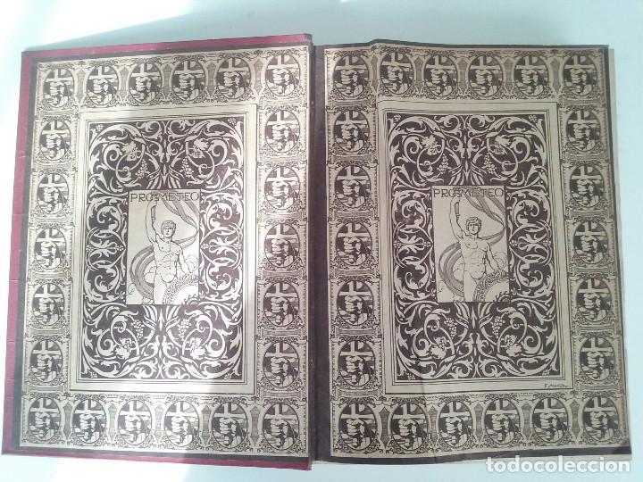 Libros antiguos: HISTORIA DE LA GUERRA EUROPEA DE 1914 - TOMO II - VICENTE BLASCO IBÁÑEZ (PROMETEO, 1920) Valencia, - Foto 7 - 74163963