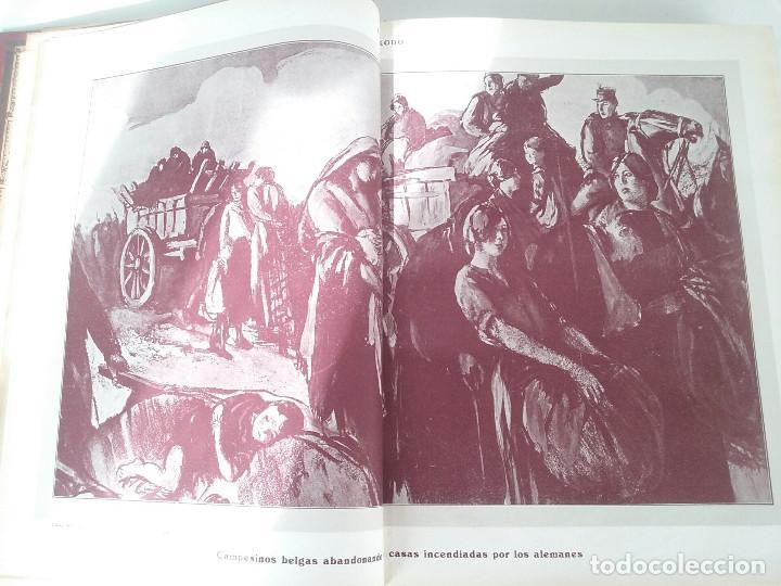 Libros antiguos: HISTORIA DE LA GUERRA EUROPEA DE 1914 - TOMO II - VICENTE BLASCO IBÁÑEZ (PROMETEO, 1920) Valencia, - Foto 10 - 74163963