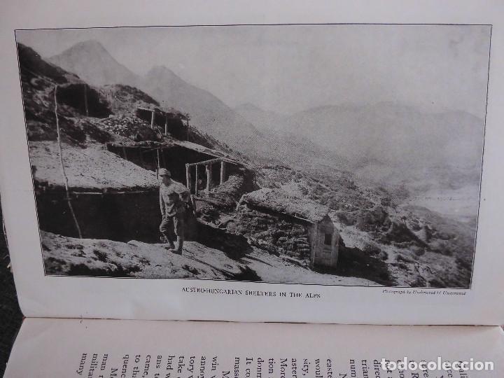 Libros antiguos: HISTORY OF THE WORLD WAR (1919), VOLUMENES 1, 2 Y 3. PRIMERA GUERRA MUNDIAL, AMPLIAMENTE ILUSTRADA. - Foto 6 - 77244533