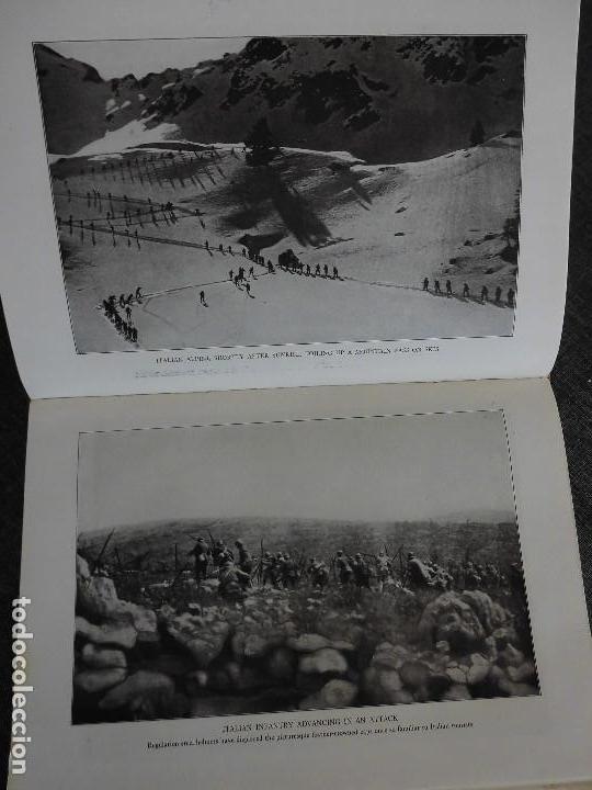 Libros antiguos: HISTORY OF THE WORLD WAR (1919), VOLUMENES 1, 2 Y 3. PRIMERA GUERRA MUNDIAL, AMPLIAMENTE ILUSTRADA. - Foto 12 - 77244533