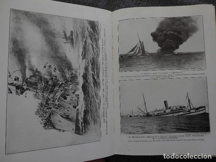 Libros antiguos: HISTORY OF THE WORLD WAR (1919), VOLUMENES 1, 2 Y 3. PRIMERA GUERRA MUNDIAL, AMPLIAMENTE ILUSTRADA. - Foto 18 - 77244533
