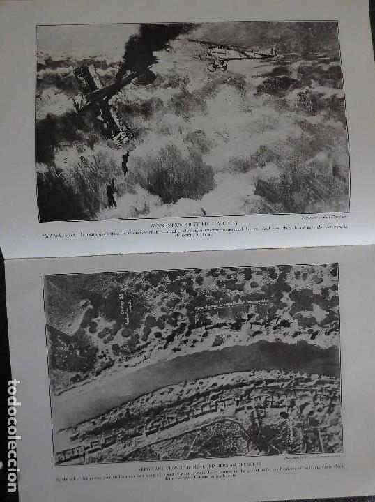 Libros antiguos: HISTORY OF THE WORLD WAR (1919), VOLUMENES 1, 2 Y 3. PRIMERA GUERRA MUNDIAL, AMPLIAMENTE ILUSTRADA. - Foto 19 - 77244533