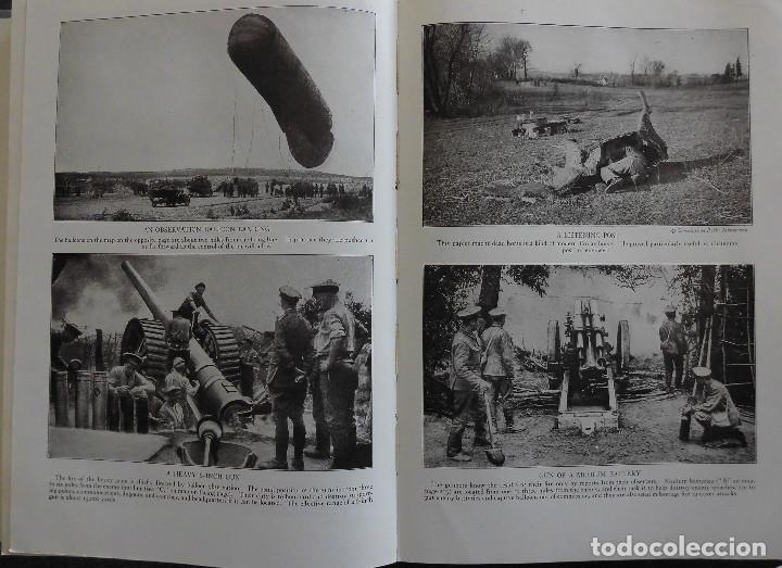 Libros antiguos: HISTORY OF THE WORLD WAR (1919), VOLUMENES 1, 2 Y 3. PRIMERA GUERRA MUNDIAL, AMPLIAMENTE ILUSTRADA. - Foto 20 - 77244533