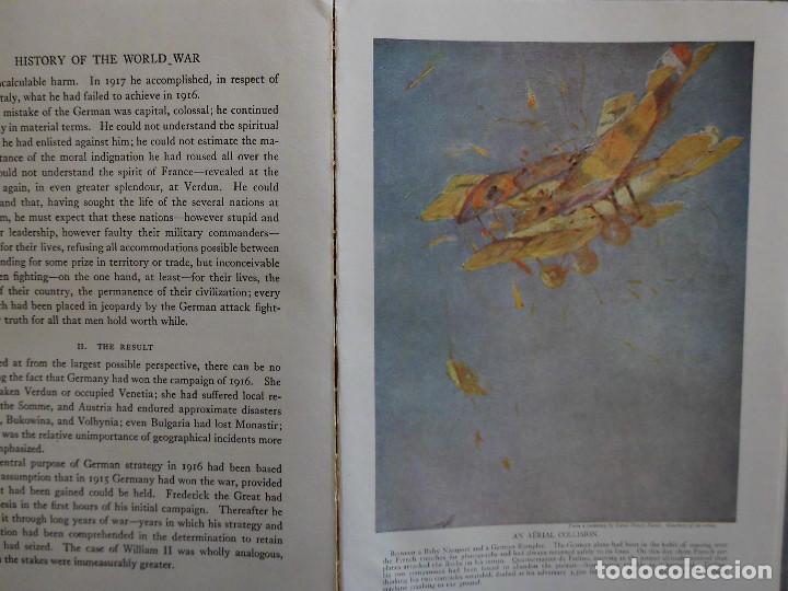 Libros antiguos: HISTORY OF THE WORLD WAR (1919), VOLUMENES 1, 2 Y 3. PRIMERA GUERRA MUNDIAL, AMPLIAMENTE ILUSTRADA. - Foto 22 - 77244533