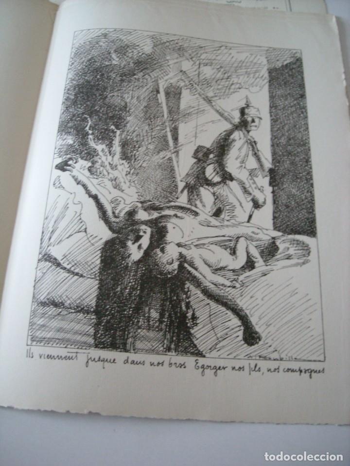 Libros antiguos: LA GRANDE GUERRE PAR LES ARTISTES - Nov. 1914 - Foto 3 - 84836396