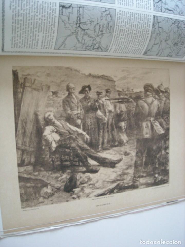 Libros antiguos: LA GUERRE DOCUMENTÉE 1914 - 1915 - Foto 3 - 84837612