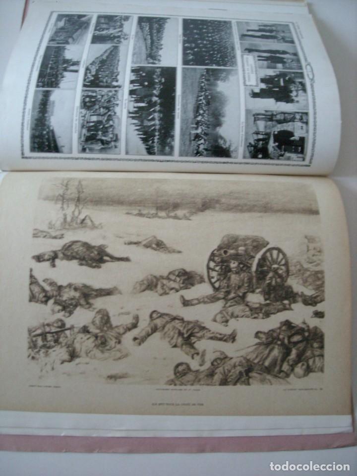 Libros antiguos: LA GUERRE DOCUMENTÉE 1914 - 1915 - Foto 4 - 84837612