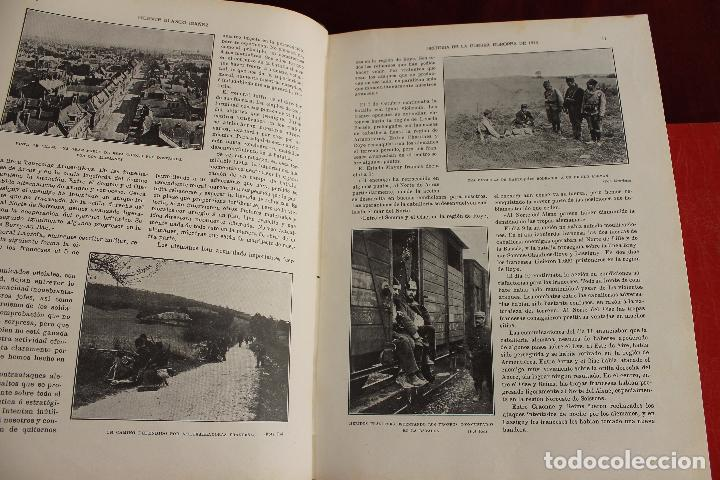 Libros antiguos: HISTORIA DE LA GUERRA EUROPEA DE 1914, BLASCO IBAÑEZ, 5 TOMOS, PROMETEO, VALENCIA - Foto 8 - 110309258