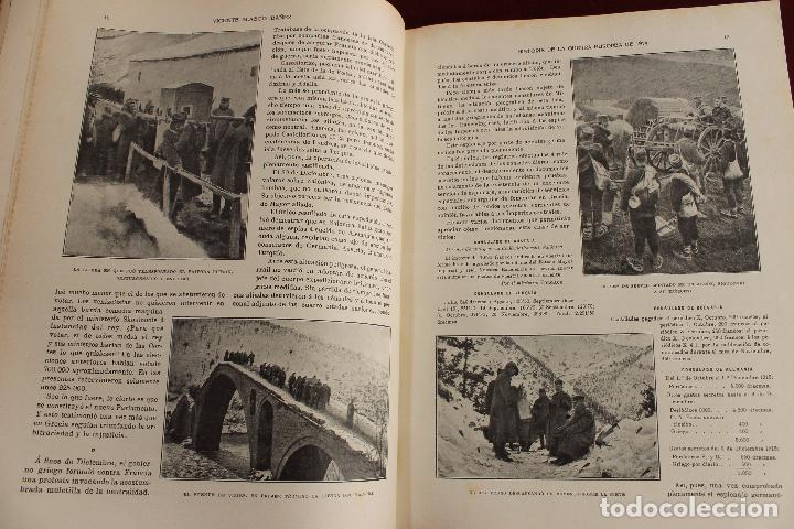 Libros antiguos: HISTORIA DE LA GUERRA EUROPEA DE 1914, BLASCO IBAÑEZ, 5 TOMOS, PROMETEO, VALENCIA - Foto 10 - 110309258