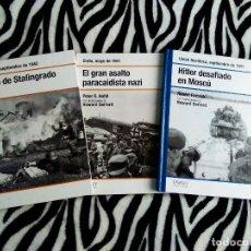 Libros antiguos: LIBROS HISTORIA SEGUNDA GUERRA MUNDIAL. Lote 100255919