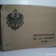 Libros antiguos: INSTANTANEAS DE LA GUERRA 1918. Nº 3. . Lote 106550287