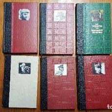 Libros antiguos: LOTE DE SEIS LIBROS AMIGOS DE LA HISTORIA. EDITIOS DE CREMILLE-GENEVE. 1968. Lote 114911299