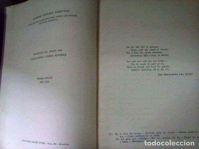 Libros antiguos: LA CRISIS MUNDIAL 1911-1918. W. CHURCHIL - Foto 3 - 115603943