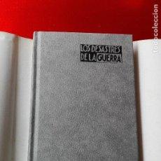 Libros antiguos: LIBRO-LOS DESASTRES DE LA GUERRA-SIN NOVEDAD EN EL FRENTE-ERICH MARÍA REMARQUE-SOBRECUBIERTA-VER F. Lote 120368675
