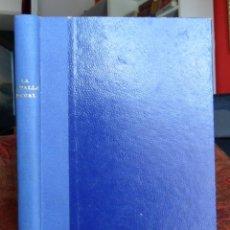 Libros antiguos: LA BATALLA NAVAL ESTUDIOS SOBRE LOS FACTORES TÁCTICOS. TRADUCCIÓN RESERVADA ESCUELA DE TIRO NAVAL. . Lote 121540547