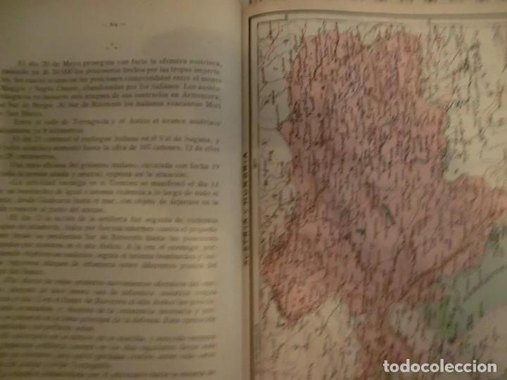 Libros antiguos: PRIMERA GUERRA MUNDIAL. EPISODIOS DE LA GRAN GUERRA.COMPLETA EN 6 TOMOS. - Foto 11 - 218881647