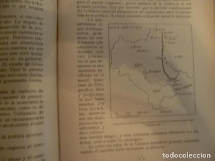 Libros antiguos: PRIMERA GUERRA MUNDIAL. EPISODIOS DE LA GRAN GUERRA.COMPLETA EN 6 TOMOS. - Foto 14 - 218881647