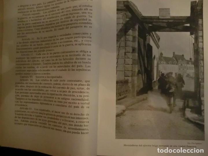 Libros antiguos: PRIMERA GUERRA MUNDIAL. EPISODIOS DE LA GRAN GUERRA.COMPLETA EN 6 TOMOS. - Foto 16 - 218881647