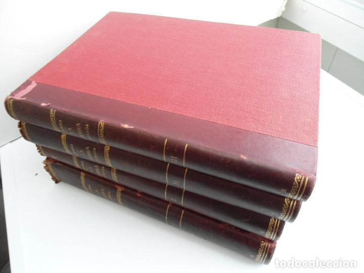 Libros antiguos: LA GUERRA ILUSTRADA - CRONICA DE LA GUERRA EUROPEA - AUGUSTO RIERA - EDIT. SEGUI - 1920 - 5 TOMOS - Foto 3 - 123552175