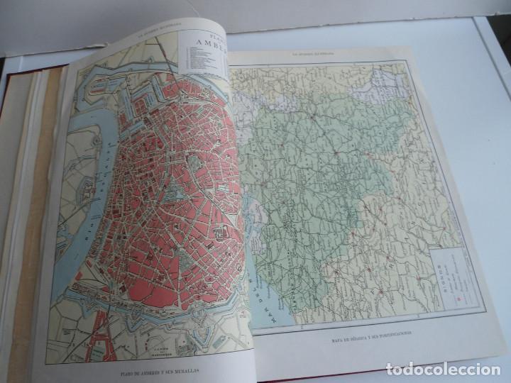 Libros antiguos: LA GUERRA ILUSTRADA - CRONICA DE LA GUERRA EUROPEA - AUGUSTO RIERA - EDIT. SEGUI - 1920 - 5 TOMOS - Foto 9 - 123552175