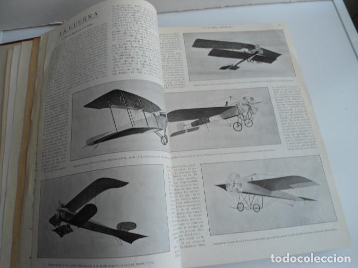 Libros antiguos: LA GUERRA ILUSTRADA - CRONICA DE LA GUERRA EUROPEA - AUGUSTO RIERA - EDIT. SEGUI - 1920 - 5 TOMOS - Foto 10 - 123552175