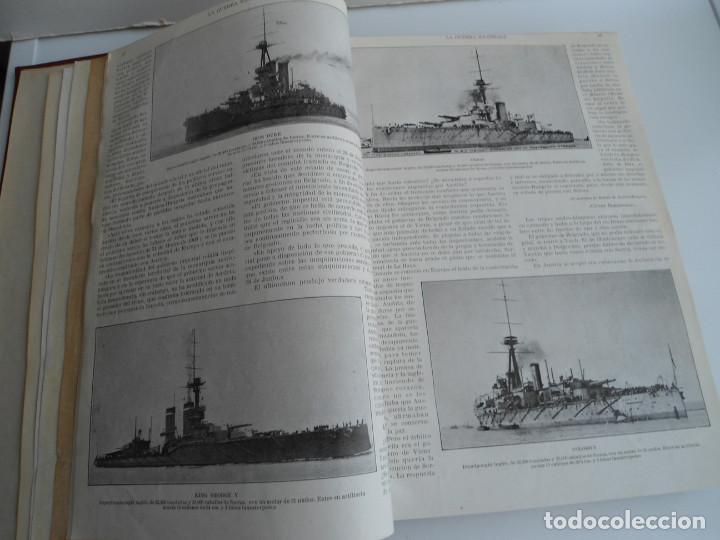 Libros antiguos: LA GUERRA ILUSTRADA - CRONICA DE LA GUERRA EUROPEA - AUGUSTO RIERA - EDIT. SEGUI - 1920 - 5 TOMOS - Foto 11 - 123552175