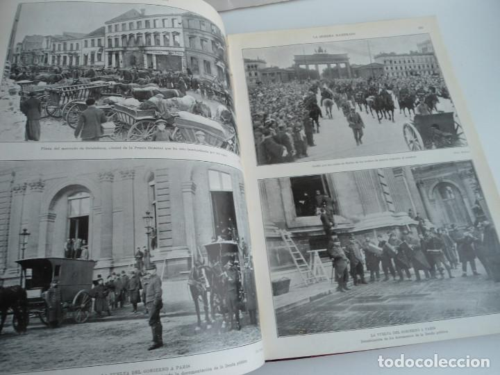Libros antiguos: LA GUERRA ILUSTRADA - CRONICA DE LA GUERRA EUROPEA - AUGUSTO RIERA - EDIT. SEGUI - 1920 - 5 TOMOS - Foto 12 - 123552175