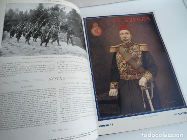 Libros antiguos: LA GUERRA ILUSTRADA - CRONICA DE LA GUERRA EUROPEA - AUGUSTO RIERA - EDIT. SEGUI - 1920 - 5 TOMOS - Foto 14 - 123552175