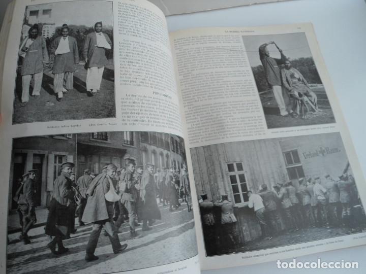 Libros antiguos: LA GUERRA ILUSTRADA - CRONICA DE LA GUERRA EUROPEA - AUGUSTO RIERA - EDIT. SEGUI - 1920 - 5 TOMOS - Foto 15 - 123552175