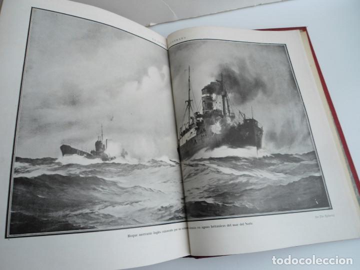 Libros antiguos: LA GUERRA ILUSTRADA - CRONICA DE LA GUERRA EUROPEA - AUGUSTO RIERA - EDIT. SEGUI - 1920 - 5 TOMOS - Foto 17 - 123552175