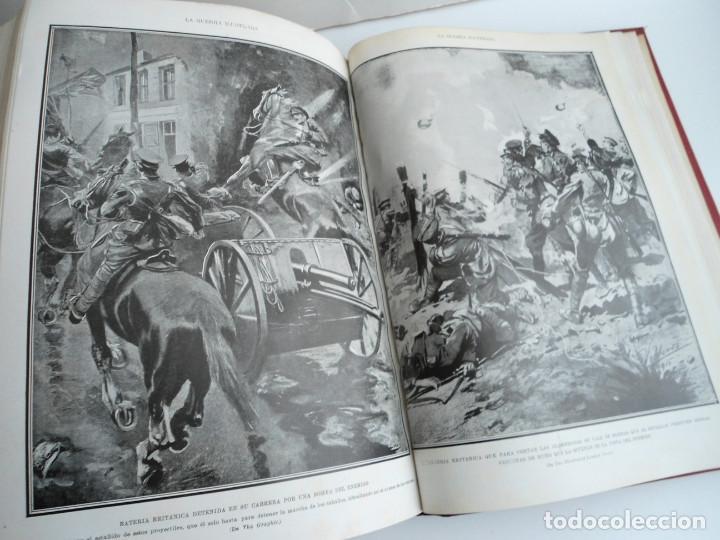 Libros antiguos: LA GUERRA ILUSTRADA - CRONICA DE LA GUERRA EUROPEA - AUGUSTO RIERA - EDIT. SEGUI - 1920 - 5 TOMOS - Foto 18 - 123552175