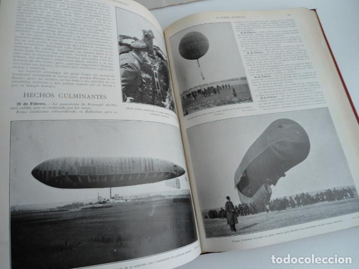 Libros antiguos: LA GUERRA ILUSTRADA - CRONICA DE LA GUERRA EUROPEA - AUGUSTO RIERA - EDIT. SEGUI - 1920 - 5 TOMOS - Foto 21 - 123552175