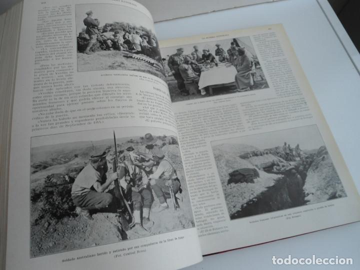 Libros antiguos: LA GUERRA ILUSTRADA - CRONICA DE LA GUERRA EUROPEA - AUGUSTO RIERA - EDIT. SEGUI - 1920 - 5 TOMOS - Foto 23 - 123552175