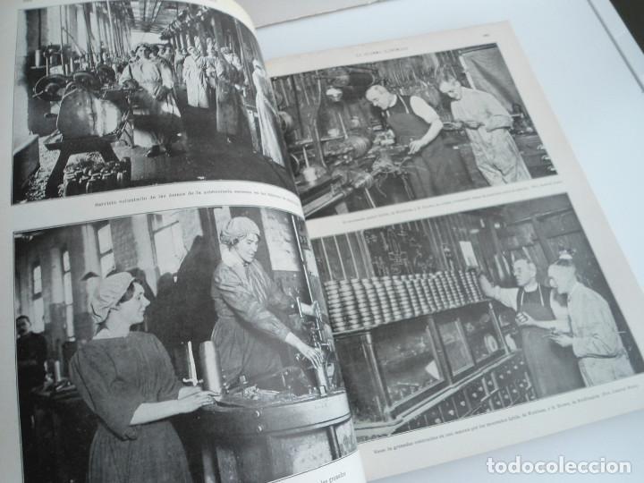 Libros antiguos: LA GUERRA ILUSTRADA - CRONICA DE LA GUERRA EUROPEA - AUGUSTO RIERA - EDIT. SEGUI - 1920 - 5 TOMOS - Foto 24 - 123552175