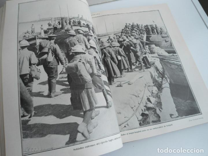 Libros antiguos: LA GUERRA ILUSTRADA - CRONICA DE LA GUERRA EUROPEA - AUGUSTO RIERA - EDIT. SEGUI - 1920 - 5 TOMOS - Foto 26 - 123552175