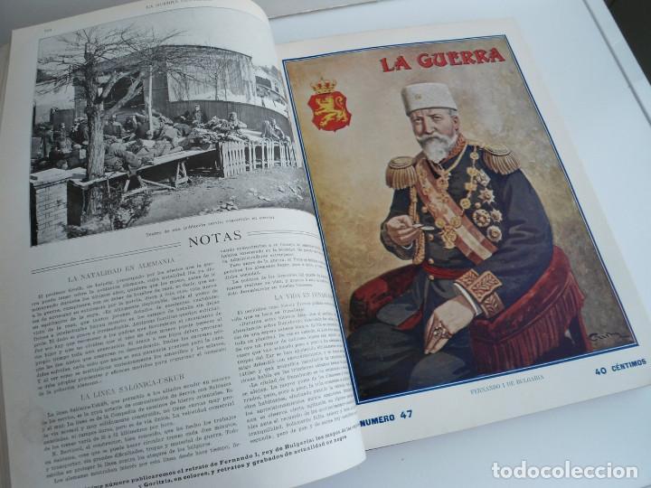 Libros antiguos: LA GUERRA ILUSTRADA - CRONICA DE LA GUERRA EUROPEA - AUGUSTO RIERA - EDIT. SEGUI - 1920 - 5 TOMOS - Foto 27 - 123552175