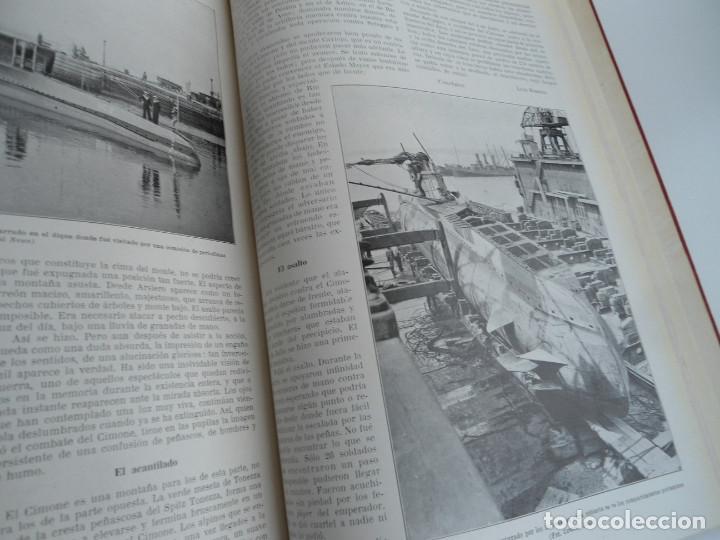 Libros antiguos: LA GUERRA ILUSTRADA - CRONICA DE LA GUERRA EUROPEA - AUGUSTO RIERA - EDIT. SEGUI - 1920 - 5 TOMOS - Foto 28 - 123552175