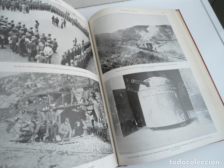 Libros antiguos: LA GUERRA ILUSTRADA - CRONICA DE LA GUERRA EUROPEA - AUGUSTO RIERA - EDIT. SEGUI - 1920 - 5 TOMOS - Foto 29 - 123552175